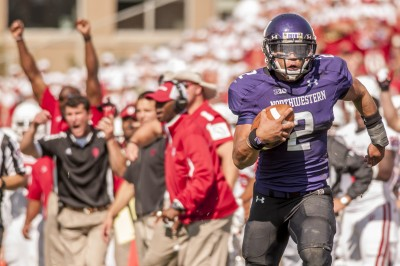 Photo gallery: Football: Northwestern vs. Indiana