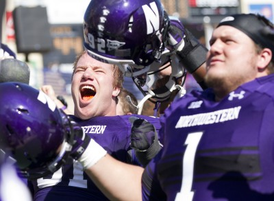 Updated: Northwestern returns to Associated Press poll at No. 24