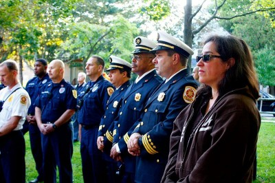 Evanston residents, officials remember 9/11