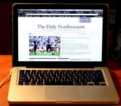 A note to readers about The Daily's new website