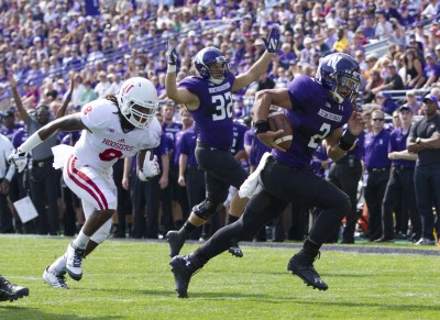 Gameday live blog: Northwestern vs. Indiana
