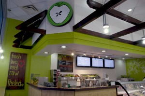 Restaurant Review: Peeled provides appealing guilt-free treats