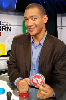 Q&#038;A: J.A. Adande, ESPN commentator and Homecoming grand marshal