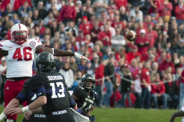 Football: Game-winning play eludes Northwestern against Nebraska