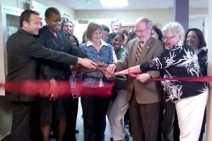 Evanston community clinic ushers in first patients