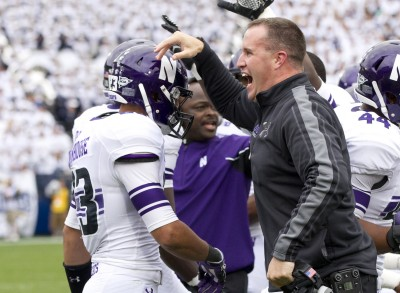 Gameday live blog: Northwestern vs. Penn State