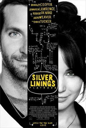 Movie Review: 'Silver Linings Playbook' lets you fall in love with dysfunction