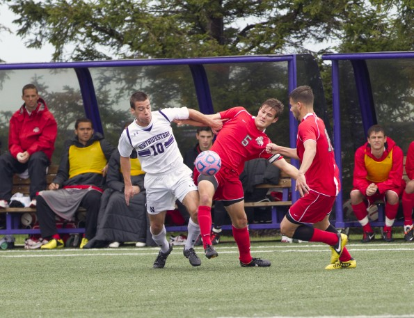 Men's Soccer: After second overtime loss, Lenahan looks to veteran players
