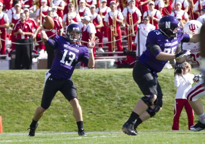 Football: Wildcats seek vengeance against Nittany Lions