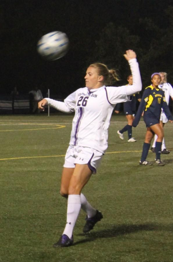 Women's Soccer: Moynihan looks to future of program