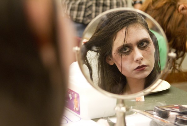Evanston Public Library hosts first zombie walk