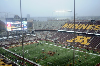 Gameday live blog: Northwestern vs. Minnesota