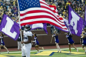 Photo gallery: Football: Northwestern vs. Michigan