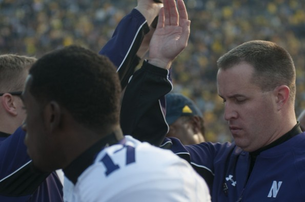 Football: Northwestern stumbles in overtime clash with Michigan