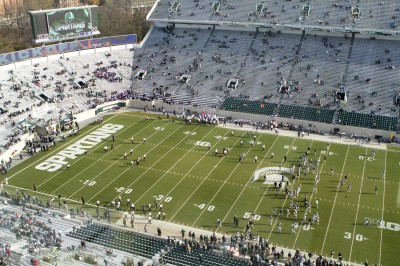 Gameday live blog: Northwestern vs. Michigan State