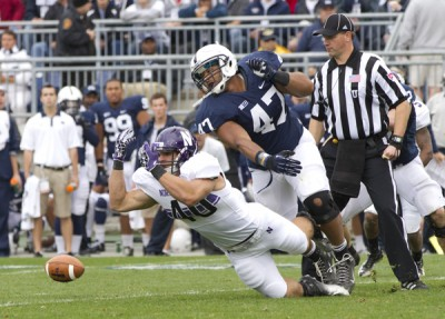 Football: The changing role of the Northwestern superbacks