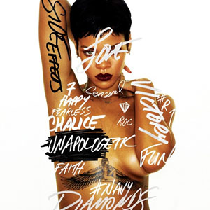 Music Review: Rihanna is 'Unapologetic,' but she shouldn't be