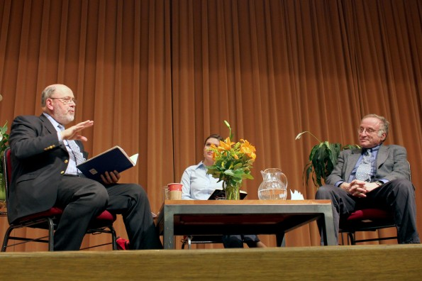 Veritas Forum explores relationship between culture, religion