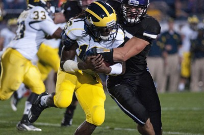 Gameday live blog: Northwestern vs. Michigan