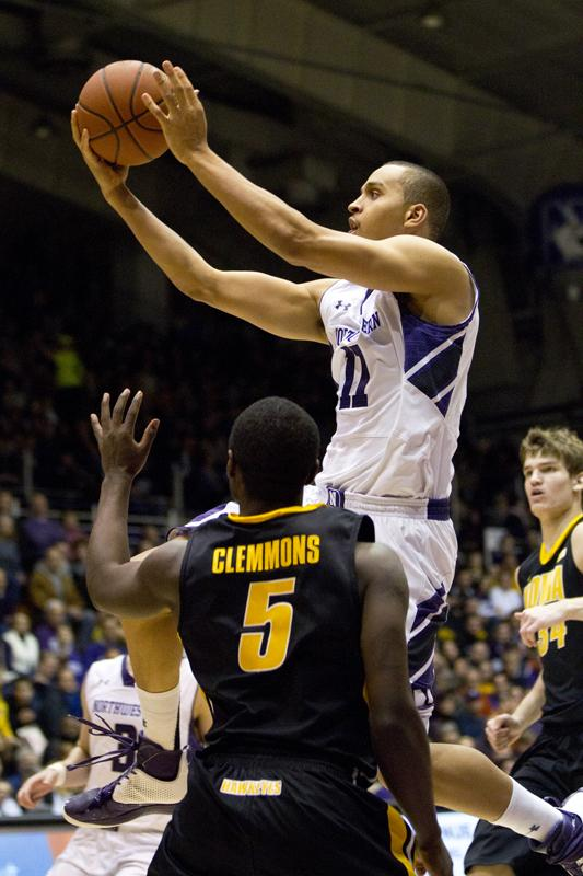 Men's Basketball: Northwestern faces uphill battle against Michigan