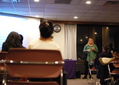 Northwestern students address racial profiling concerns at workshop