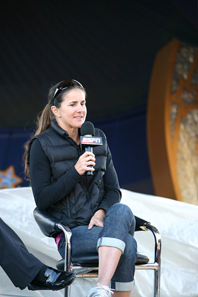 U.S. women's soccer team great Brandi Chastain to hold summer soccer camp in Evanston