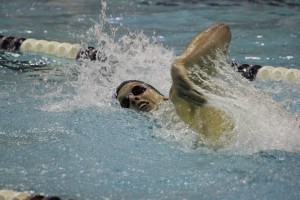 Men's Swimming: Wildcats not backing down at Big Ten Championships