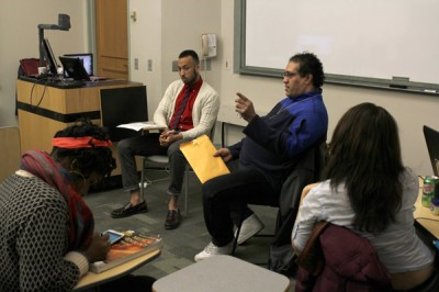 FMO, Alianza host Collins for discussion of race at Northwestern