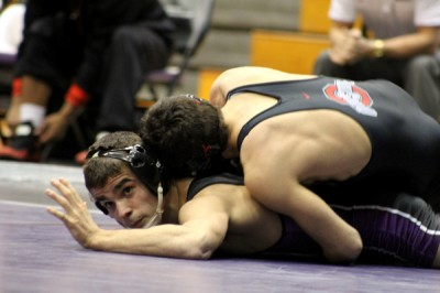 Wrestling: Northwestern finishes nonconference schedule with win over South Dakota State