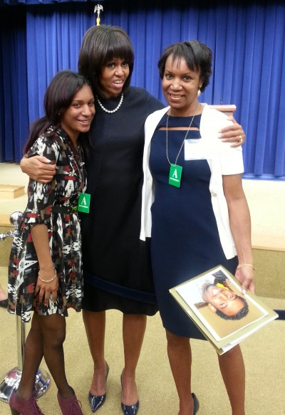 Sister of slain Evanston teen Justin Murray to dine with first lady Michelle Obama