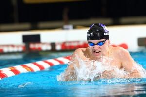 Men's Swimming: Van Donkersgoed overcomes migraines to fulfill dream