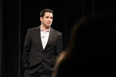 ESPN's Adam Schefter returns to Northwestern to discuss career, give job tips