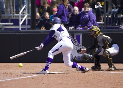 Softball: Northwestern holds on to crucial win over DePaul
