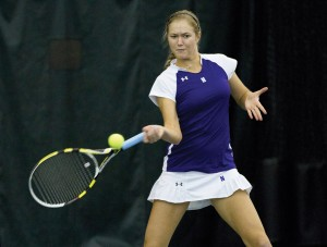 Women's Tennis: Northwestern braces for difficult battle with rival Michigan