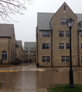 Overnight storm dumps more than 4 inches of rain on Evanston