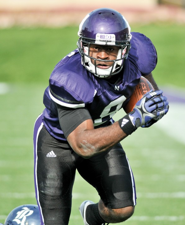 Football: Chicago Bears sign former Northwestern receiver Demetrius Fields