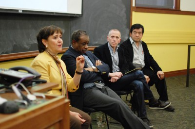 Social stigma panel explores intersection of race, mental health