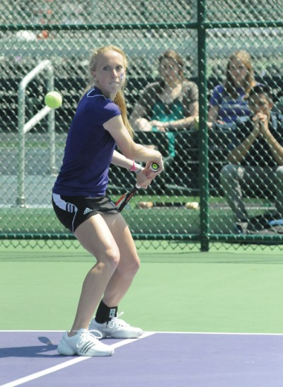 Women's Tennis: Mushrefova and Hamilton, Turvy take on NCAA individual championships