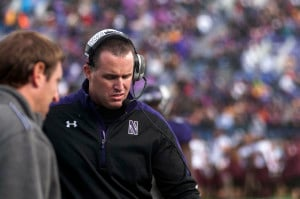 Football: Fitzgerald looking for answers to offensive woes