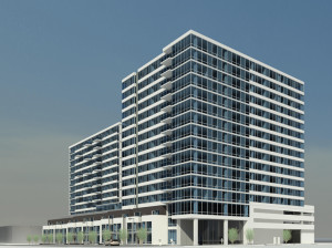 Developers to break ground on luxury apartments in downtown Evanston