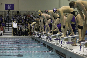 Men's Swimming: Northwestern faces tough road test at Western Kentucky