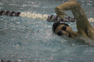 Men's Swimming: Stephens looking to go all in for senior year