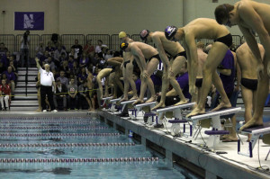 Men's Swimming: Navigating Northwestern's new season