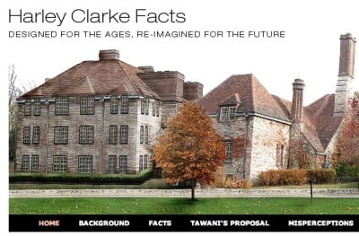 Updated: Evanston billionaire Jennifer Pritzker looks to clarify Harley Clarke Mansion debate