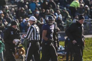 Football: Northwestern looks forward after losing bowl eligibility