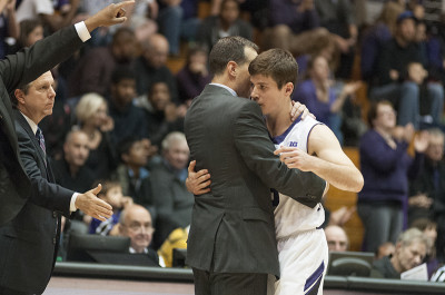 Photo gallery: Northwestern vs. Eastern Illinois