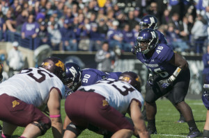 Gameday: Strong heart propelled Proby to starring role
