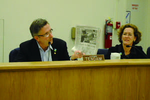 City Council discusses weather woes, Davis Street fire recovery
