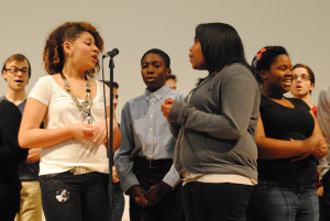 Evanston commemorates Martin Luther King Jr. Day with performances, speeches