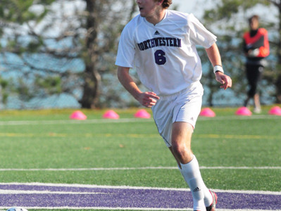 Updated: Men's Soccer: Chicago Fire sign former Northwestern midfielder Chris Ritter